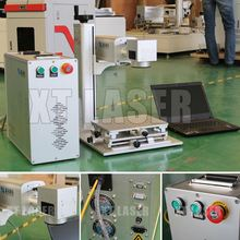 XT Portable Optical fiber laser marking machine for metal parts,Laser Marker Machine(XTL-F20)