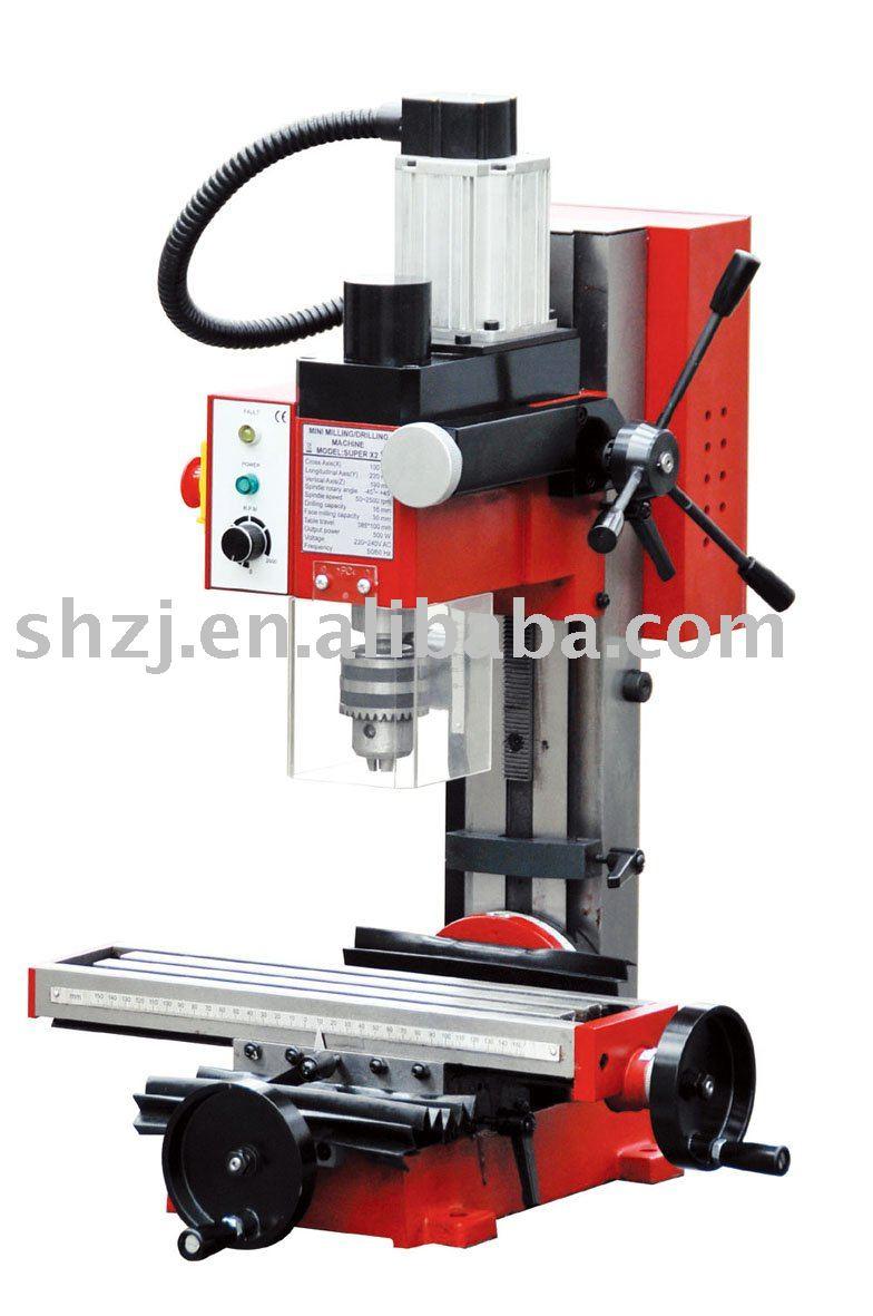 milling machine mini
