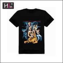2015 Best-Selling Manufacturers fashion rock t shirt with individual design