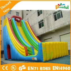 made in china funny giant cheap monster inflatable slide with discount