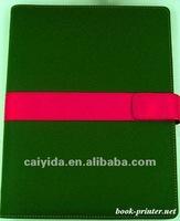 2013 pu leather agenda notebook