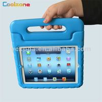 Cute portable EVA tablet pc case for new ipad