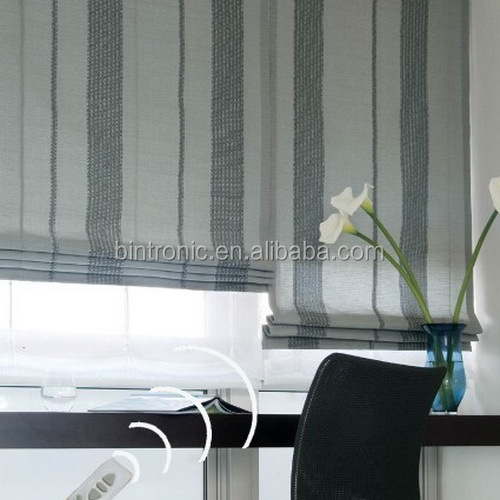 Bintronic Home Decor Collection Electric Curtain Track