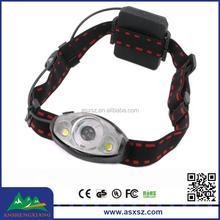 China Wholesale Custom Q3 LED Head lamp 3 Mode Rechargeable Led Headlamp