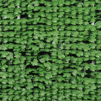artificial leaf fence Artificial hedge