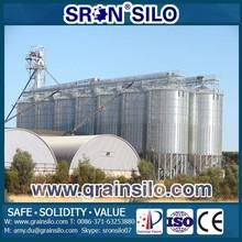 Directo de fábrica precio inferior para 500 ton Silo para almacenamiento de grano
