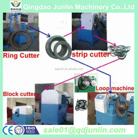 Tire Recycling Machine Suppliers / Rubber Powder Making Machine / Waste Tire Scrap Recycling Machine