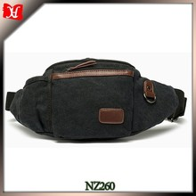 boy waxed canvas bags chest pack messenger bag khaki wrist bag canvas