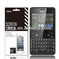 Cheap screen protectors for Nokia asha 210 oem/odm (Anti-Fingerprint)