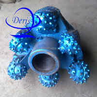 high quality big sizes tricone reamer drill bit adapter for sale
