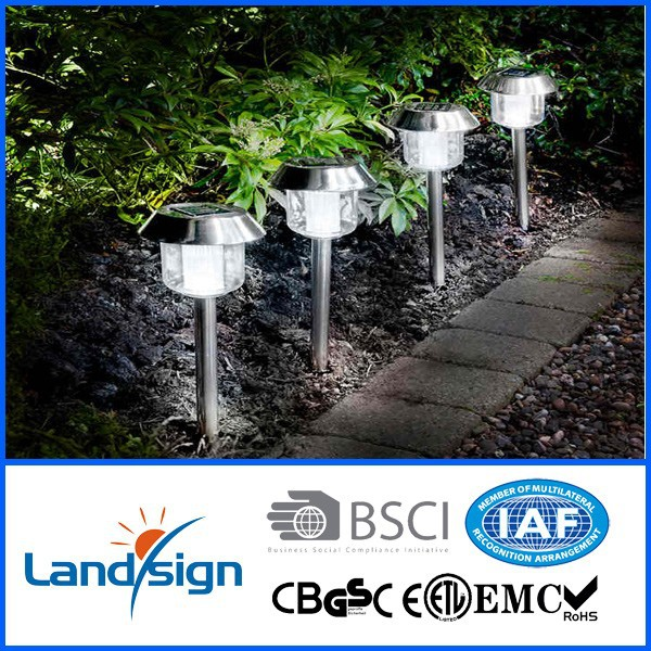 hot sale outdoor light garden light solar landscape lamp xltd