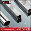 seguro y duradero 304 china tubos de acero inoxidable con fabricantes de corte plano