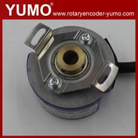 IHU4808 8mm 48mm motor rotary encoder Optical Sewing Machine hollow shaft incremental rotary encoder encoder splitter