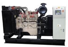 weifang water cooled 80kw 100kva natural gas generator, gas turbine generator