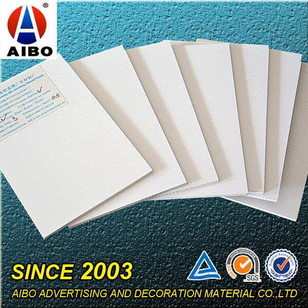 High-density Pvc Foam High Density 3mm Thickness Pvc