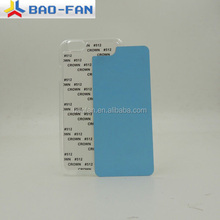 Hot selling sublimation phone case with alu sheet for ip6