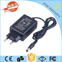 EU/US plug 12v 2a 10w switch mode power supply with 5.5*2.5mm