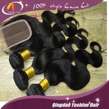 Risk-free after sales policy brazlian virgin body wave hair brazilan hair