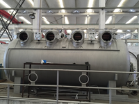 Dyeing Machine for textile mills,Loose wool fiber dyeing machine