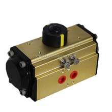 pneumatic Rotary actuator double acting