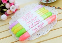 2015 colorful nail remover pen for beauty salon