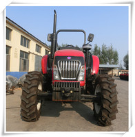 110 hp 4WD Used kubota tractors price new design made in china