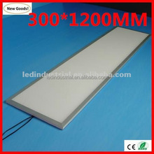 CE RoHS 36w 40w 72w Dimmable White LED Suspended Ceiling Light Panel