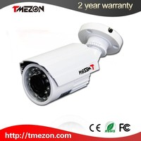 TMEZON Amazing Waterproof IR Bullet HD 1/3''sony ccd 650tvl analog Camera CCTV camera