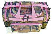 Custom design 600D polyester Camouflage Duffle Bag