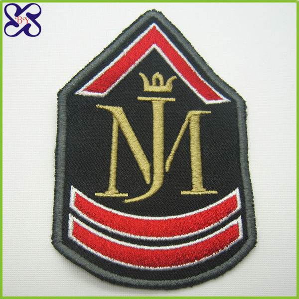 Custom Patches Embroidered Woven Embroidery Badges