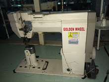 USED GOLDEN WHEEL SEWING MACHINERY