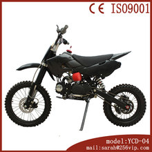 cheap used full size dirt bike with black/ red