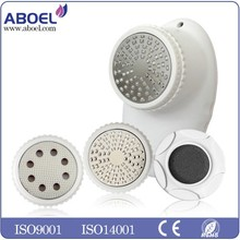 FDA approval 2 speed Rotary Water Proof New Foot Callus Remover