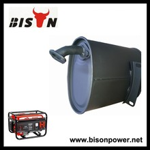 Generator Exhaust Silencer With Ultra Silent