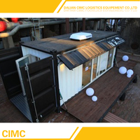 First Quality 20ft Container Office/Prefabricated Container House Price