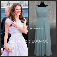 ED272 Real sample Kate Middleton princess party fashion Prom Dresses 2012