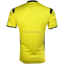Top thai quality man suit soccer jersey wholesale, football jersey short sleeves club team wholesale, slim fit men soccer jersey