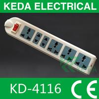 Intelligent Safety Socket Strip Timer Electrical Plug and socket Extension socket