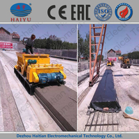 Precast concrete roof slab making machine/production concrete floor slabs/machine concrete precasting