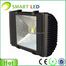 outdoor led lamp 100w flood light IP65 cob led CE ROHS 3 years warranty 45mil Bridgelux 12v led floodlight