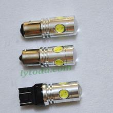 PY21W BAU15S led turn signal light, 7440 LED car bulb, W21W car turn signal light