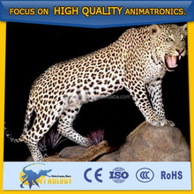 Cetnology High Simulation Artificial Animal Statue Leopard Models for Sale