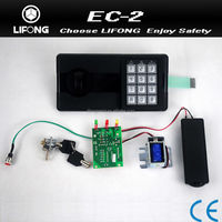 3-6 digits cheap electronic locker combination code lock for safe box