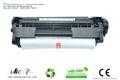 Alibaba cartride toner preto fornecedor q2612a/12a cartucho de toner recarga da máquina