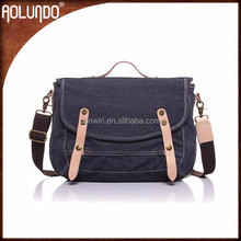 Casual Canvas Cross Body Bags