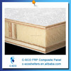 FRP PU caravan wall boards,insulated sandwich panel