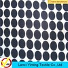 2015 Shaoxing Textile Fabric Latest Dress Designs Polka Minky Fabric Dot