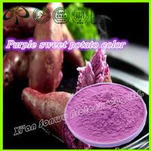 Pure Natural Purple Sweet Potato Color /Purple Sweet Potato Color Pigment