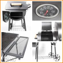 Design unico commerciale costruire- in giardino europeo barbecue