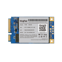 Trim support high speed MLC msata mini ssd 128 gb half size 1.5 Inch Hard Drives Msata Mini Ssd 128 Gb Half Size